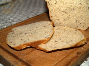Chleb tostowy pełnoziarnisty